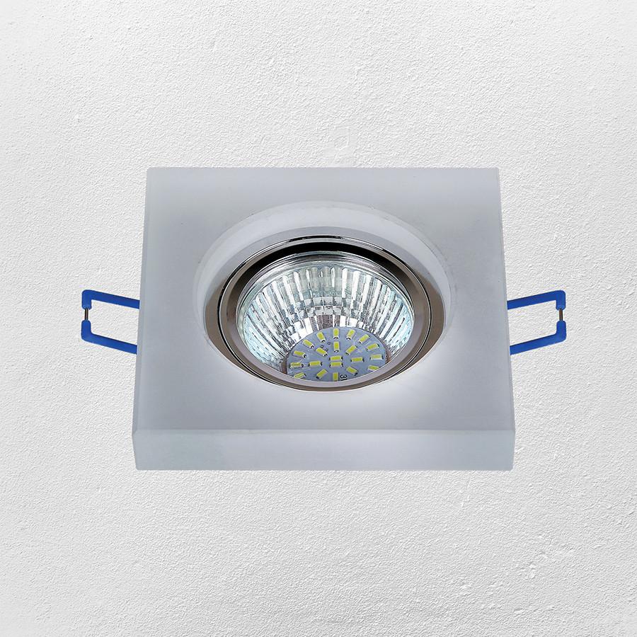 Точечный врезной светильник  16- MKD046 MR16