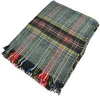 Мужской шарф 17508 серый