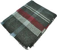 Мужской шарф 17561 серый