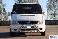 Mercedes Vito W638 Кенгурятник WT01