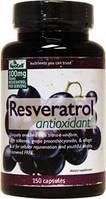 Ресвератрол антиоксидант (Resveratrol Antioxidant), 150 капс