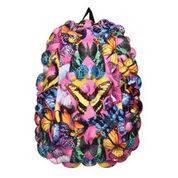 Фирменный рюкзак MadPax Bubble Full цвет Butterfly бабочки, фото 2
