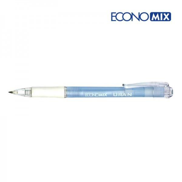 """Ручка кулькова синя """"URAN"""" ECONOMIX"""