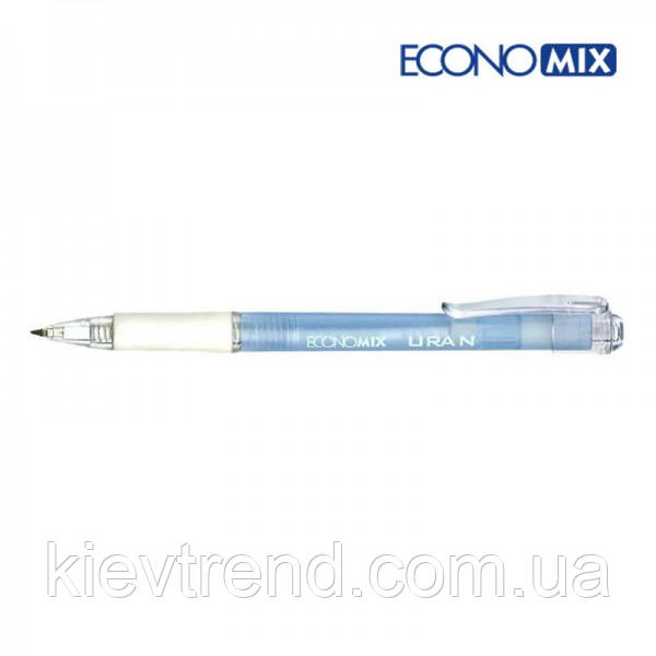"""Ручка шариковая синяя """"URAN"""" ECONOMIX"""