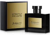 Hugo Boss Baldessarini Strictly Private туалетная вода 90 ml. (Хуго Босс Балдессарини Стриктли Приват)