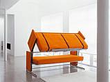 Мебель-трансформер Clei, cофа-2 ярусная кровать DOC, фото 2