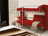 Мебель-трансформер Clei, cофа-2 ярусная кровать DOC, фото 4