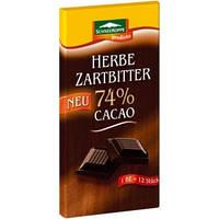 Шоколад Extra Dark (темный, 74% какао) SchneeKoppe, 100г