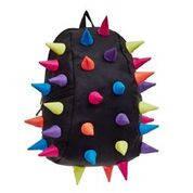 Брендовый рюкзак MadPax Rex Full цвет Bright Black Multi, фото 3