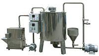 Установка производства сгущенного молока