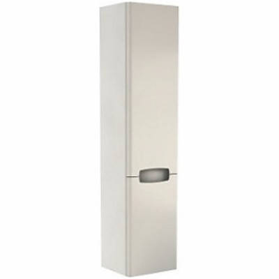 Шкафчик боковой,высокий 33*160*29,2 см белый глянец (пол.) KOLO REKORD (88393-000), фото 2