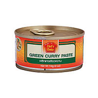 Паста Карри Зеленая 114 гр, TM CHEF'S CHOICE