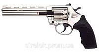 Револьвер под патрон Флобера ALFA model 461 (никель, пластик)