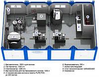 Модульные мини заводы переработке молока