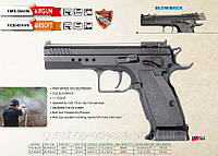 Пневматический пистолет KWC KMB-88 AHN full metal BLOWBACK