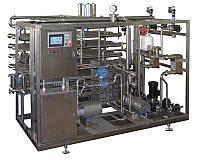 Оборудование первичной переработки молока