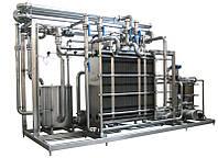 Оборудование производства питьевого молока