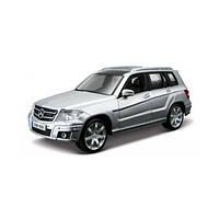 Автомодель Bburago Mercedes Benz GLK Class ассорти красный серебристый 1:32