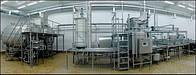Линия производства молока и молочных продуктов