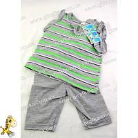 Комплект летний - майка и шорты размер 104