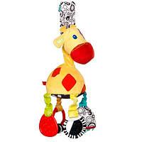 Bright Starts Подвесная развивающая игрушка Жираф