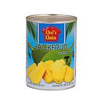 Джекфрут в сиропе 565 гр, TM CHEF'S CHOICE