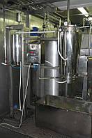 Оборудование для производства молочной сыворотки с соком