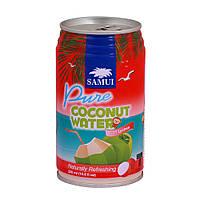 """Кокосовая вода с Личи 320 мл, TM """"SAMUI"""""""