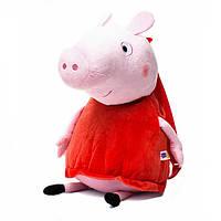 Мягкая игрушка рюкзак детский ПЕППА 52 см