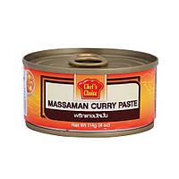 Паста Карри Массаман 114 гр, TM CHEF'S CHOICE