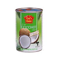Низкокалорийное Кокосовое молоко (7,8%) 400 мл , TM CHEF'S CHOICE