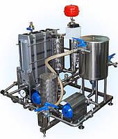Мини оборудование для переработки молока цена
