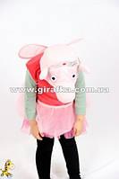 Прокат костюма Свинка Пеппа Фея 1-2 года