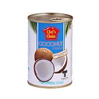 Кокосовые сливки (20%) 400 мл , TM CHEF'S CHOICE