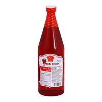 Красный сироп со вкусом Салака 730 мл, TM CHEF'S CHOICE