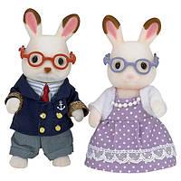 Набор Sylvanian Families Дедушка и Бабушка Шоколадного Кролика