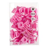 Пиксели Upixel Big розовый