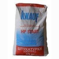 Штукатурка HP старт Knauf (Кнауф) 30кг., фото 1