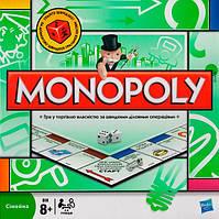 Настольная игра Монополия Укр Hasbro