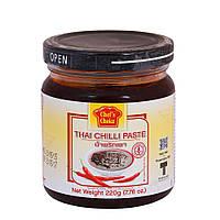 Паста Чили Тайская 220 гр, TM CHEF'S CHOICE