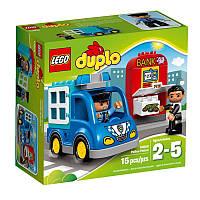 Конструктор Лего 10809 Полицейский патруль