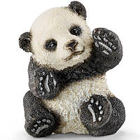 SCHLEICH Детеныш панды играющий