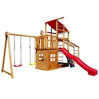 Детский игровой комплекс для дачи Babyland-9