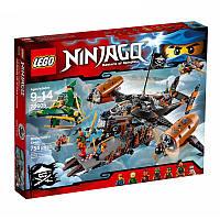 Конструктор Лего 70605 Цитадель несчастий