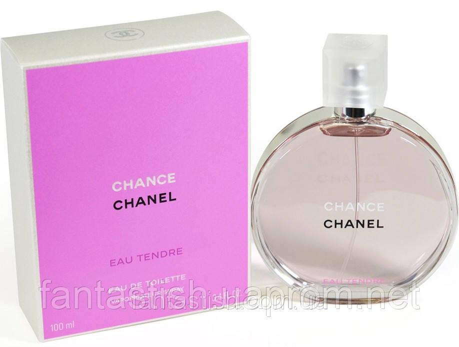 Туалетная вода для женщин Chanel Chance Eau Tendre (купить духи шанель  шанс, лучшая цена 86470a9a642