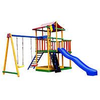 Игровой комплекс цветной Babyland-11
