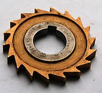 Фреза дисковая пазовая 80х8, Н9, 11Р3АМ3Ф2, КИБ, фото 1