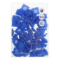 Пиксели Upixel Big Синий