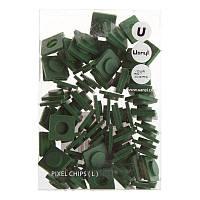 Пиксели Upixel Big Темно-зеленый