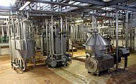 Автоматизация тех процесса переработки молока